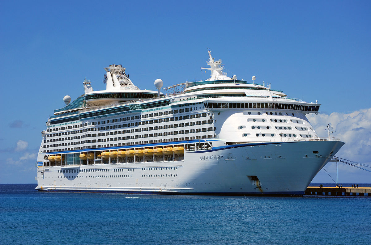 Harmony of the Seas is being called the world's biggest Floating Hotel